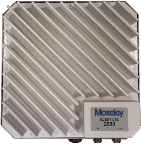 Moseley Event LTE transceiver