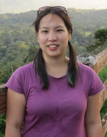 KYXY/KEGY Engineer Nisie Teeter in Costa Rica.